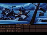 Monkey Island 2: LeChuck's Revenge FM Towns The game is full of dark, beautiful views