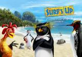 Surf's Up PlayStation 2 Title screen.
