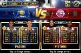NBA Jam iPhone Pacers vs Pistons