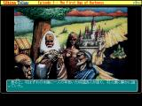 Ultima Trilogy: I ♦ II ♦ III FM Towns U1: the brand new intro; exclusive on FM Towns!