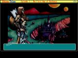 Ultima Trilogy: I ♦ II ♦ III FM Towns U1: the intro continues... beautiful graphics