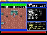Ultima Trilogy: I ♦ II ♦ III FM Towns U2: what? You give me 50 gold pieces?! Why you little... mean stingy Lord British... :)
