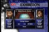 Foes of Ali 3DO Exhibition mode lets you set up quick fights or quickly jump to classic ones.