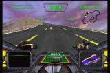 Crash 'n Burn 3DO Using the cockpit view.