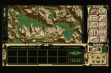 Robinson's Requiem 3DO Overhead map screen.