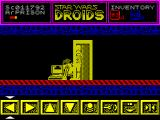Star Wars: Droids ZX Spectrum This lift requires the same light sequence puzzle to be solved before it can be used