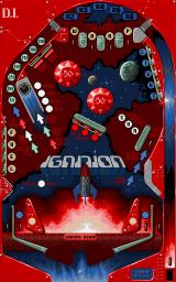 Pinball Dreams DOS Ignition (taken from the web site of Digital Illusions)