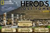 Herod's Lost Tomb iPhone Title / main menu (Lite version)