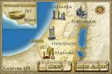 Herod's Lost Tomb iPhone Locations map