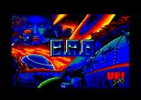B.A.T. Amstrad CPC Title screen