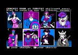 The Ancient Art of War Amstrad CPC Choose your character?