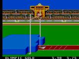 Olympic Gold: Barcelona '92 SEGA Master System High jump