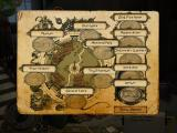 Lost in Time: The Clockwork Tower iPad Locations map
