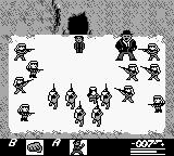James Bond 007 Game Boy Odd Job again!