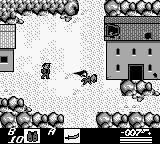 James Bond 007 Game Boy One of the games most touching scenes.