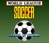 Kick Off 2 SNES Title screen