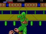 Shinobi SEGA Master System Bonus game over