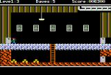 Dangerous Dave Goes Nutz! Apple II Level 3