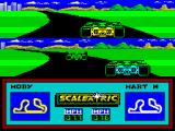 Slot Car Racer ZX Spectrum Once past the computer car the player should be able to win with ease