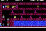Dangerous Dave Returns Apple II Level 2