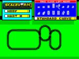Slot Car Racer ZX Spectrum This did not take long to construct, three to four minutes at the most.