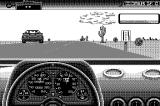 The Duel: Test Drive II Macintosh 190 kph low on fuel