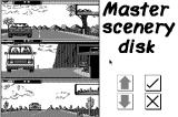 The Duel: Test Drive II Macintosh Scenery selection