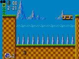 Sonic the Hedgehog SEGA Master System Spikes