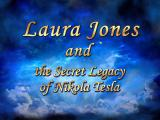 Laura Jones and the Secret Legacy of Nikola Tesla Macintosh Title