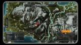 Just Cause 2 PlayStation 3 Map of Panau Islands, there's a lot of territory to explore.
