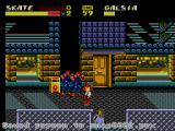 Streets of Rage 2 SEGA Master System Two on One