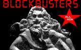 Blockbusters Amstrad CPC The game's title screen