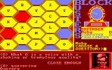 Blockbusters Amstrad CPC The game allows for spelling mistakes and answers that are near enough the right answer to be classed as being correct