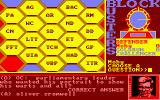 Blockbusters Amstrad CPC In the Gold Run the answers are names or phrases...