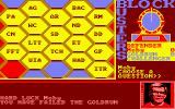 Blockbusters Amstrad CPC ... and the questions are not easy. Game Over!