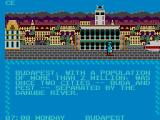Where in the World is Carmen Sandiego? SEGA Master System Budapest