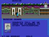 Where in the World is Carmen Sandiego? SEGA Master System Asking questions