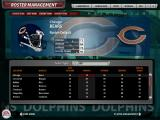 Madden NFL 06 Windows Team Management, where teams can be viewed and edited