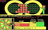 "Wheel of Fortune: Golden Edition DOS The game; so far I have found a ""G"""