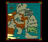 Tengai Makyō: Ziria TurboGrafx CD This very helpful map shows everything you need to know