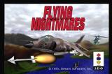 Flying Nightmares 3DO Title screen.
