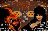 Pinball Jam Lynx Cart boot screen