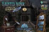 Haunted Manor: Lord of Mirrors iPhone Title / main menu
