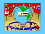 Yearn2Learn: Master Snoopy's World Geography Windows 3.x The Great Country Shoot game starts here