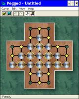 Brainiacs: 3-D Baffle and Hex Windows 3.x This is a harder arrangement