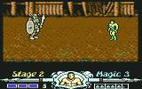 Golden Axe Commodore 64 Boss #2