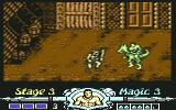 Golden Axe Commodore 64 Stage 3