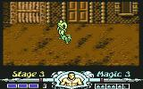 Golden Axe Commodore 64 Get the green thief