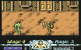 Golden Axe Commodore 64 Stage 4
