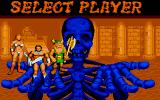 Golden Axe Amiga Select Player